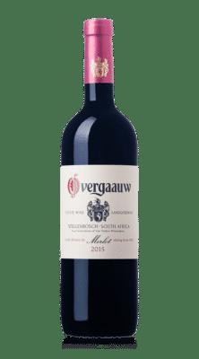 Overgaauw wine - merlot